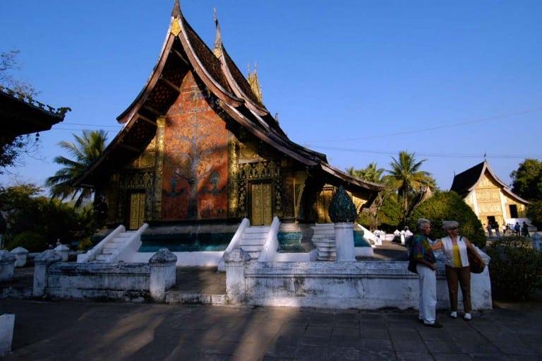 Templo de Luang Prabang, Laos