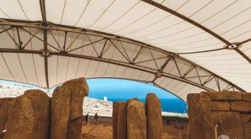 Os templos megalíticos de Malta
