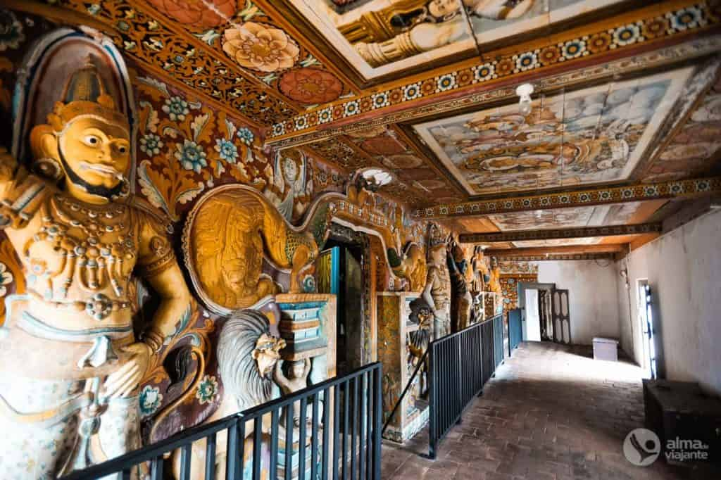 Aluth Viharaya, quinto santuário de Mulkirigala