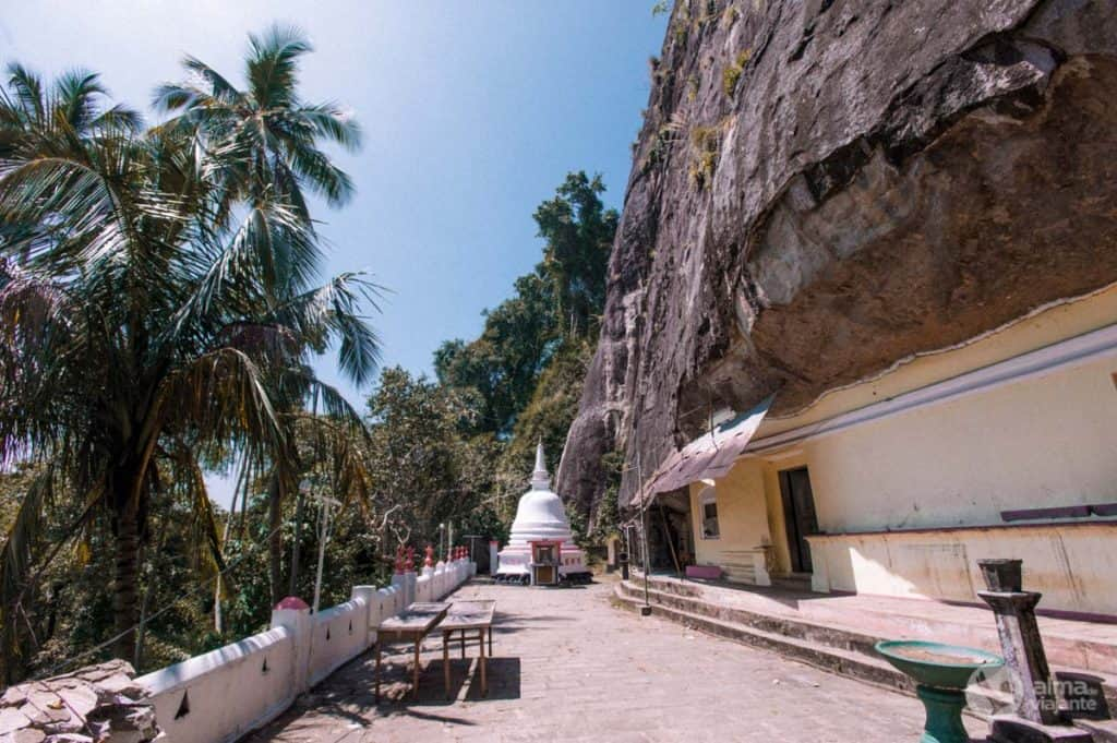 Visitar Mulkirigala Sri Lanka