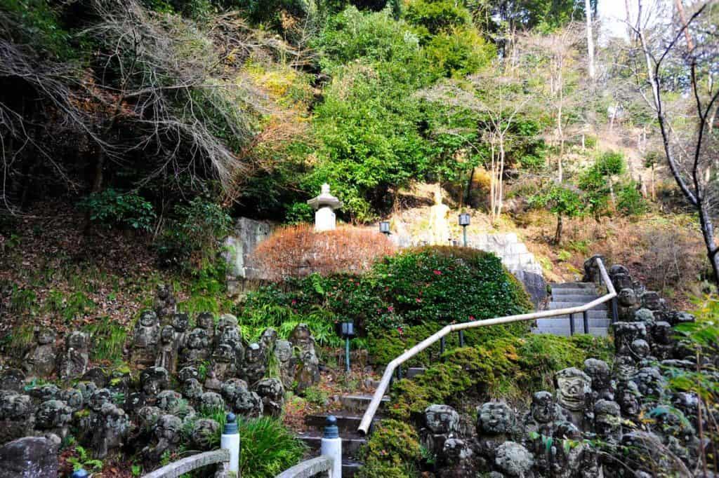 Templo Otagi Nenbutsu-ji kyoto