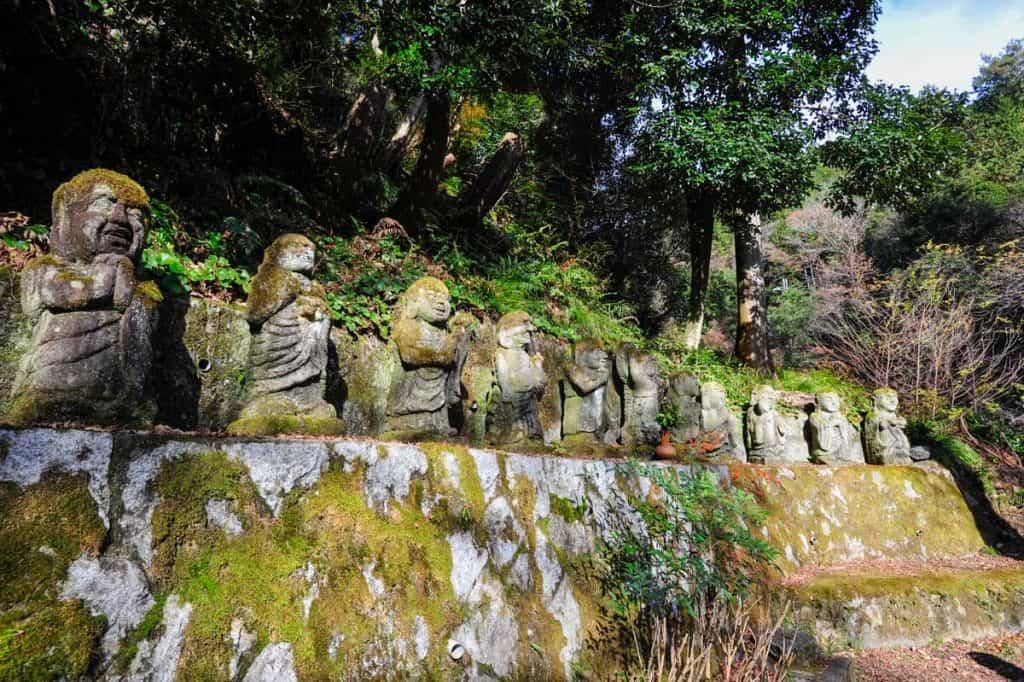 Melhores templos de Kyoto: Otagi Nenbutsu-ji