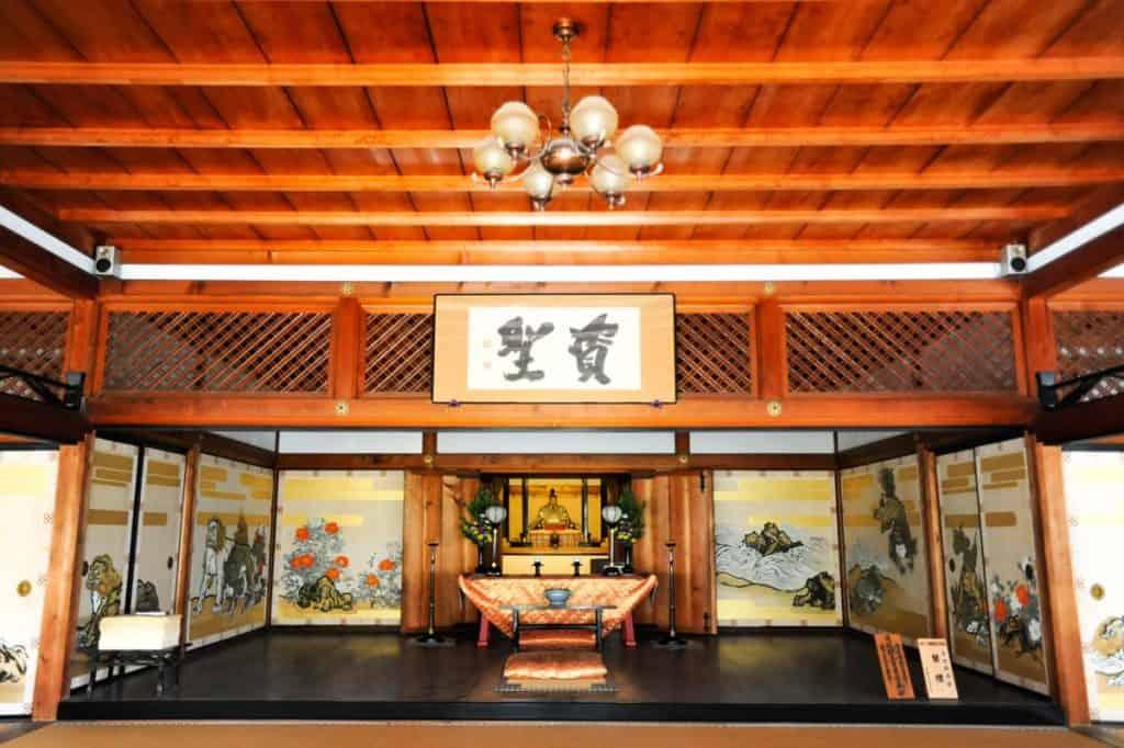 Kyoto Tenryu-ji šventykla