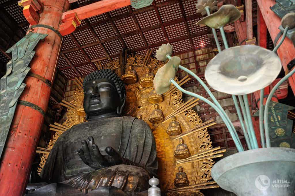 O que visitar em Nara: Todai-ji