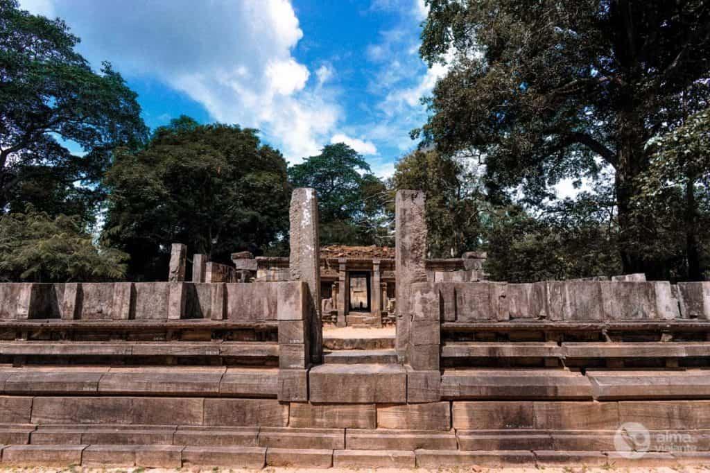 Ruínas de Polonnaruwa, Património Mundial do Sri Lanka