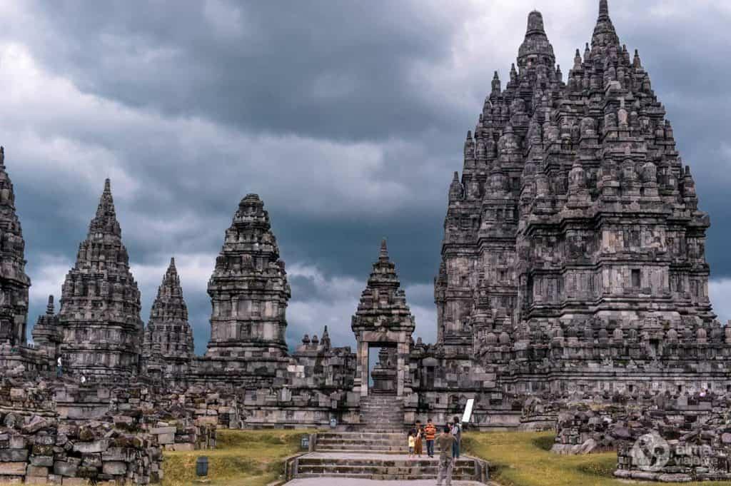 Templos Prambanan