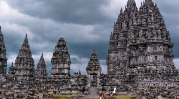 Explorando os templos de Prambanan e Borobudur (Pikitim #30)