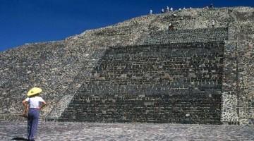 Teotihuacan, onde nasceram os deuses