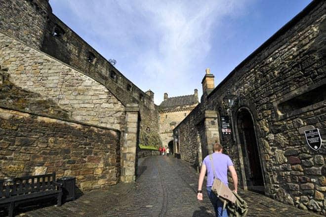 Castelo de Edimburgo, a mais procurada atração turística da cidade