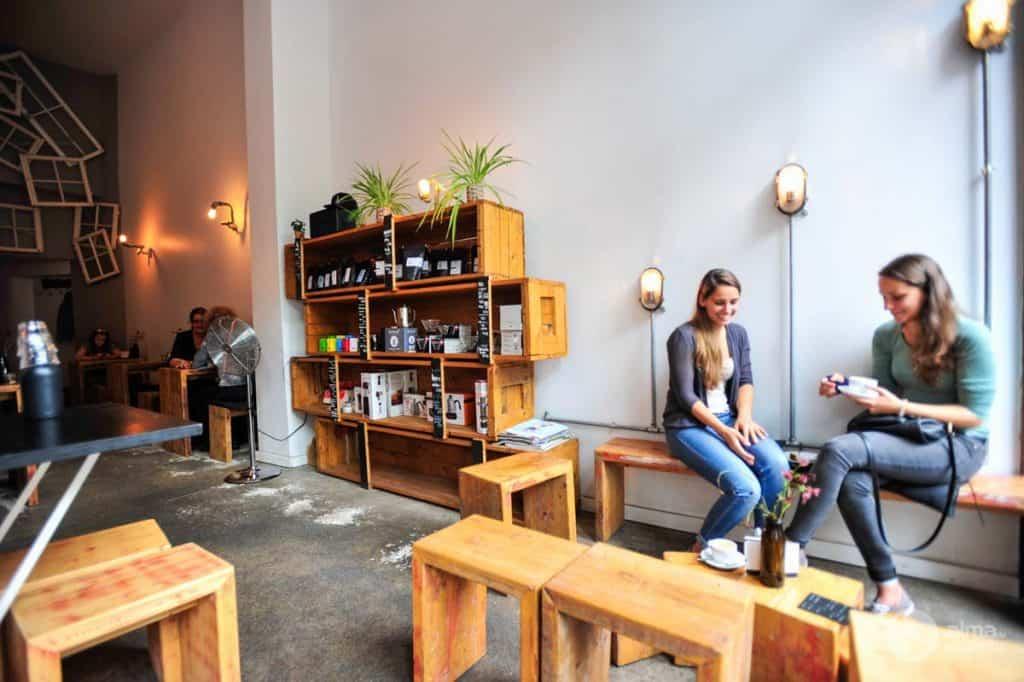 Cafés em Colónia: The Coffee Gang