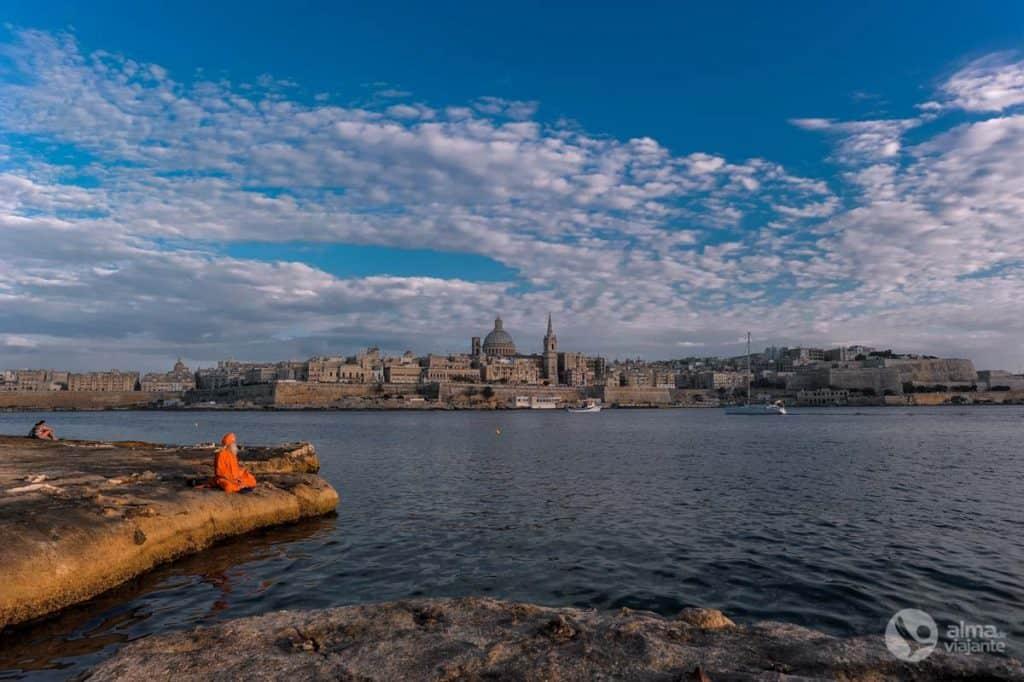 Kelionės maršrutas Maltoje: Valeta