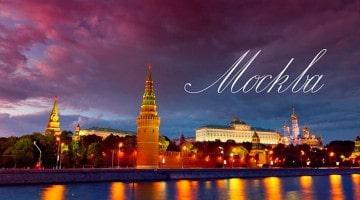 Timelapse de Moscovo