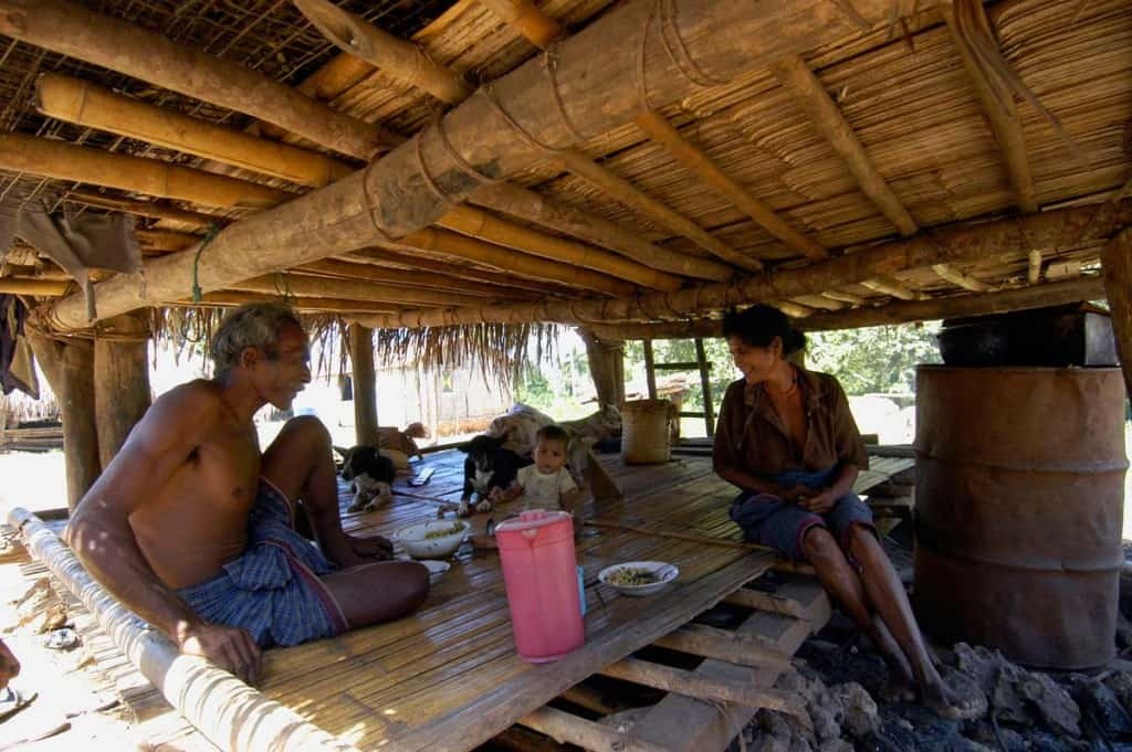 Aldeia em Timor-Leste