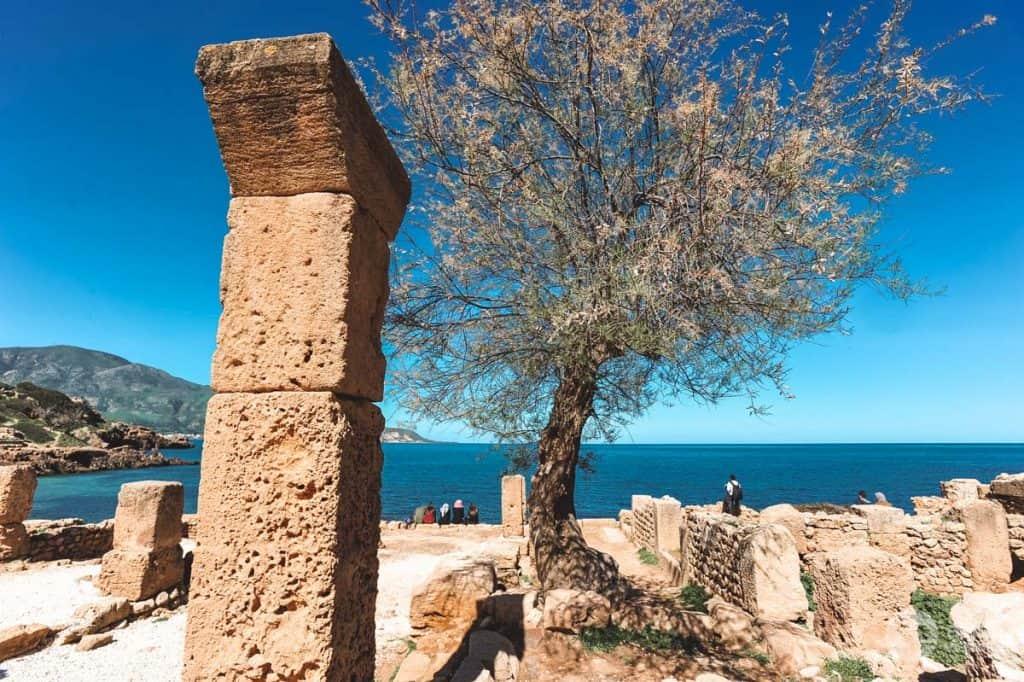 Ruínas romanas de Tipasa, Património Mundial