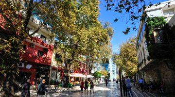 Tirana, a capital que eu mal conheci