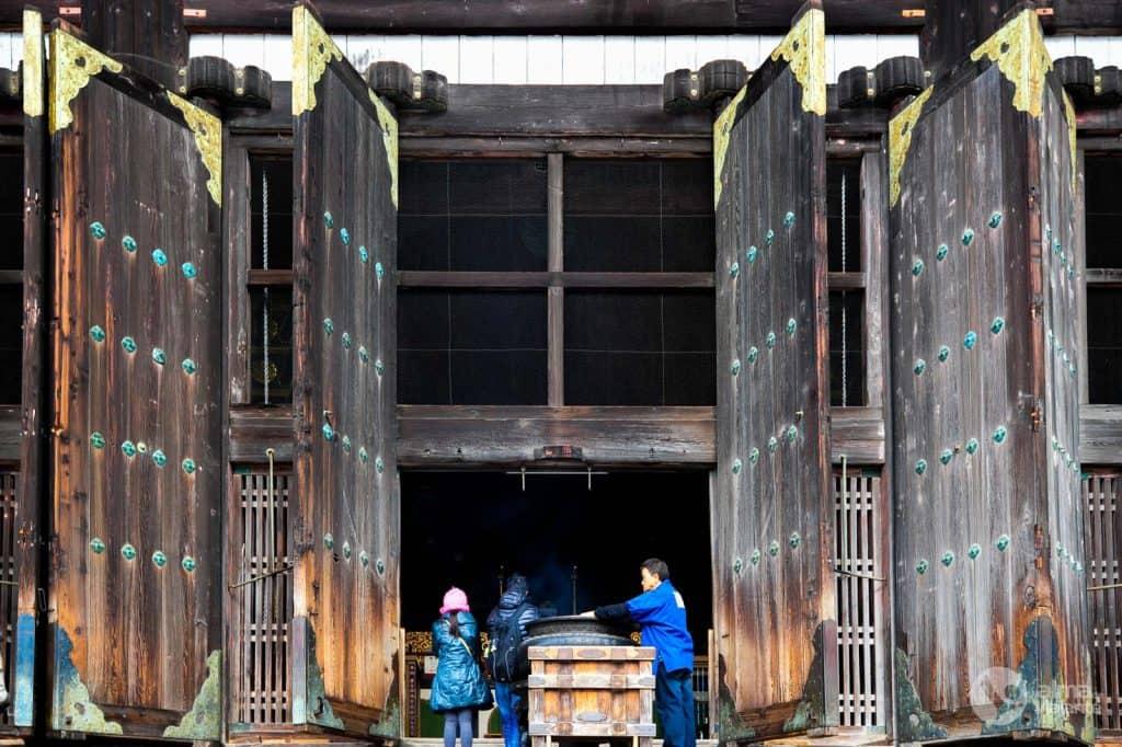O que visitar em Nara: Templo Todai-ji