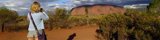Viagens: Uluru (Ayers Rock), Austrália - Volta ao Mundo