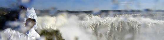 Viagens: Cataratas de Iguaçú, Argentina / Brasil - Volta ao Mundo