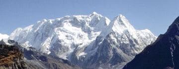 Trekking no Kangchenjunga