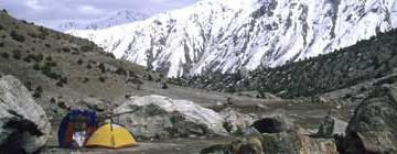 Trekking no Nanga Parbat