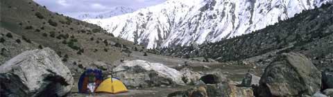 Vale de Rupal, Paquistão