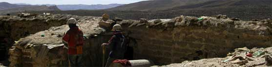 Viagens: Potosi, Bolívia - Volta ao Mundo