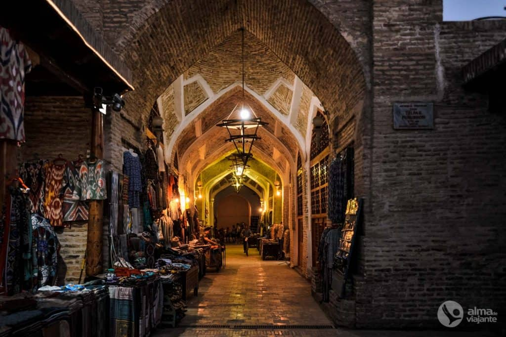 Bazar Telpak Furushon, Bukhara