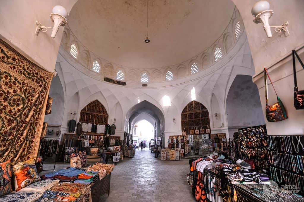 O que fazer em Bukhara: Toqi Zargaron