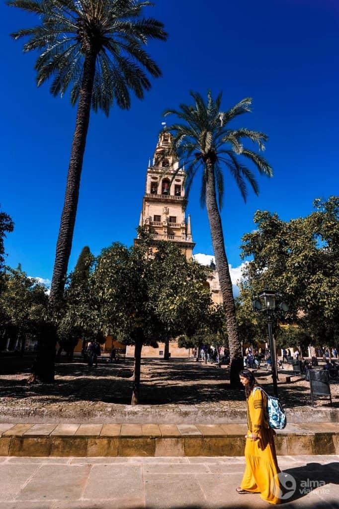 Torre Campanario, katedrála v Cordobe