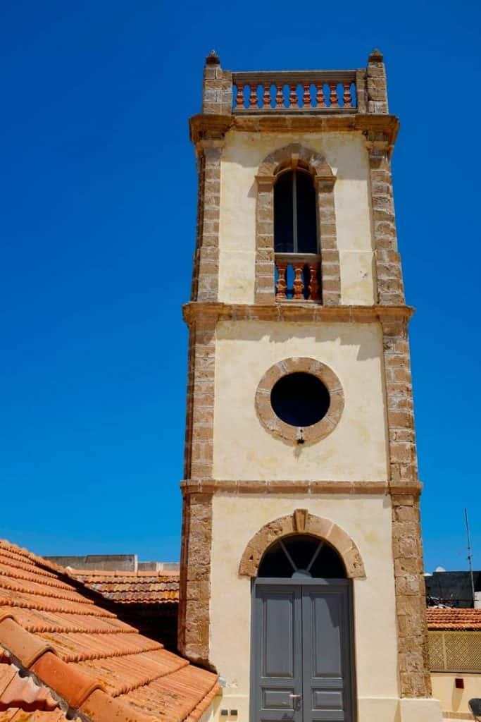 Torre della Chiesa, ora trasformata in hotel