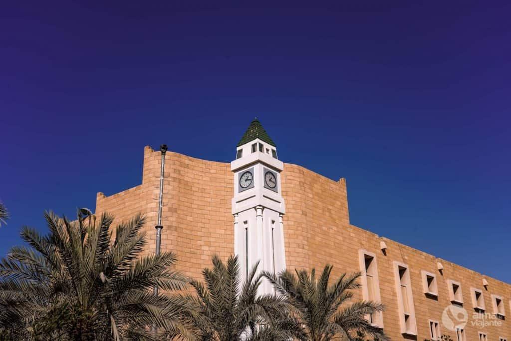 O que fazer em Riade: visitar Torre do Relógio