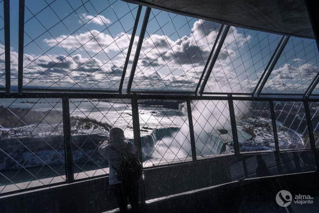 Torre Skylon, Niagara