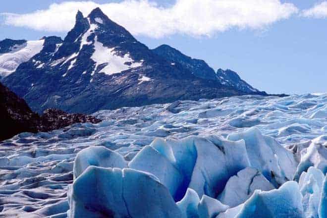 Glaciar Grey, Patagónia, Chile