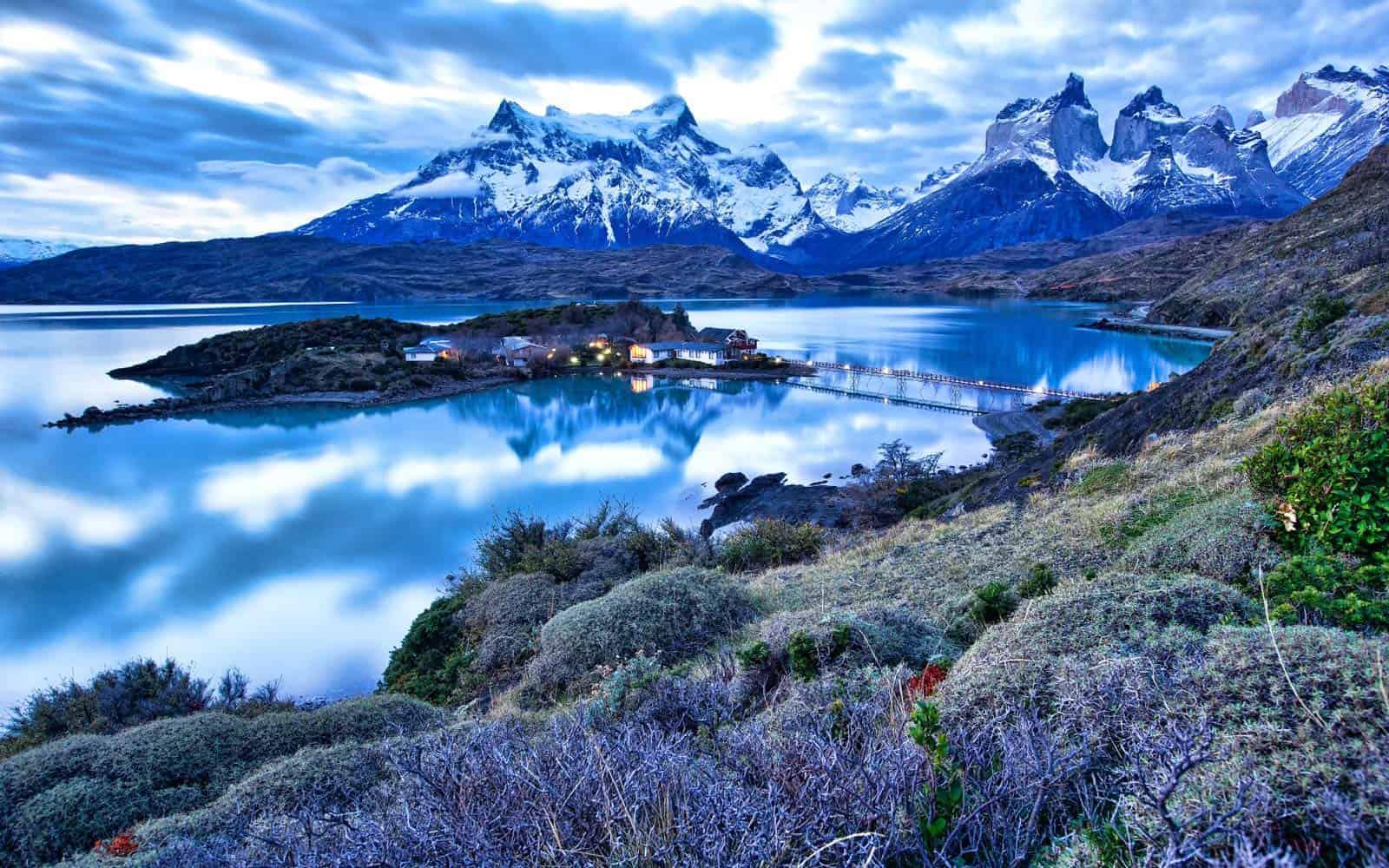 Torres del Paine nasjonalpark, Chile