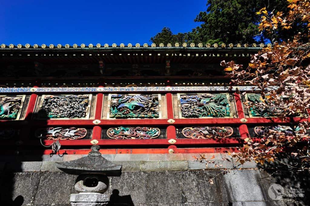 Santuário Toshogu, Nikko