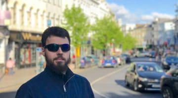 Praca w Cork: Gil Sousa