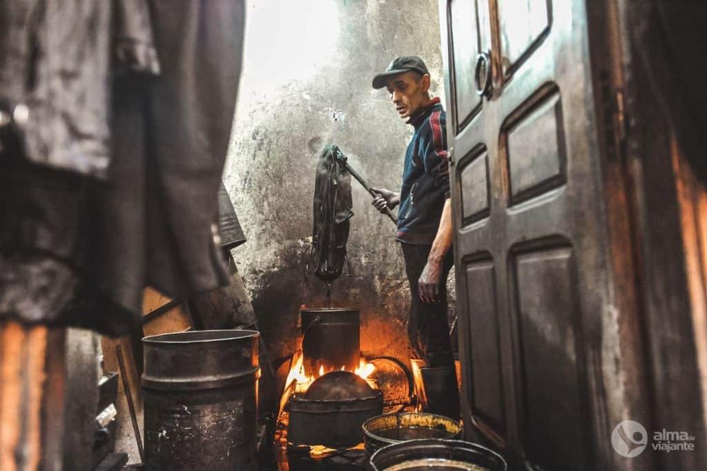 Rua dos lavadeiros, Fez