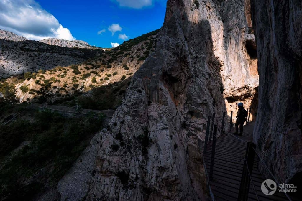 O Caminho do Rei, Málaga