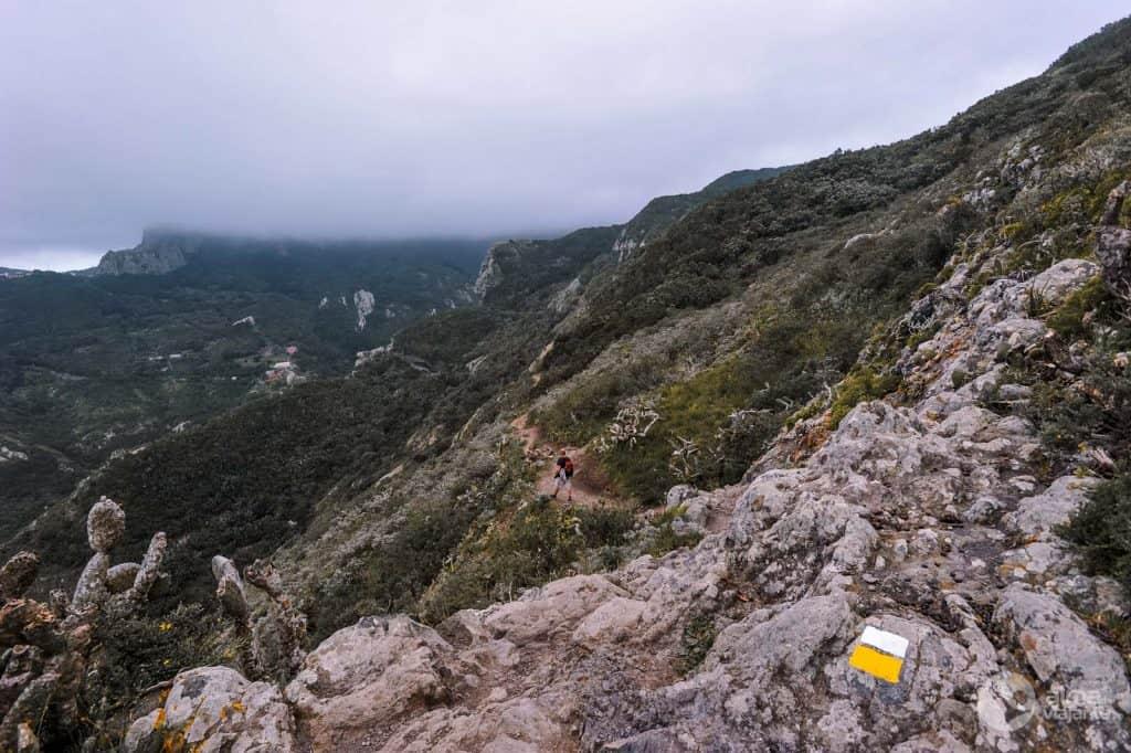 Trekking Chamorga