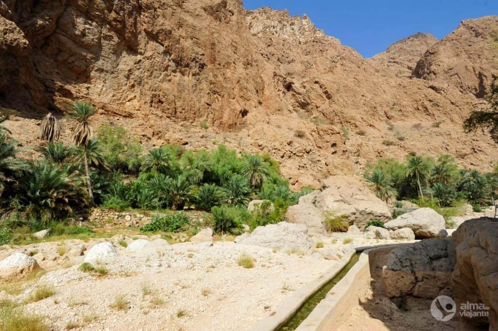 Falajs Wadi Shab