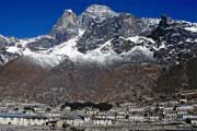 Trekking: Khumjung, Nepal