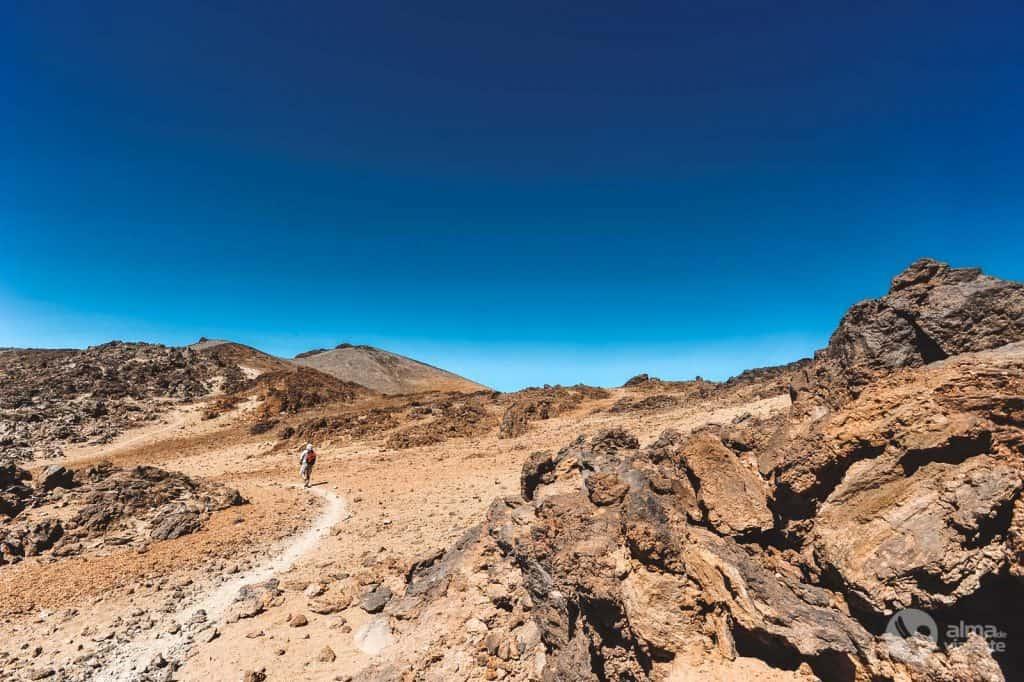 Melhores trekkings de Tenerife: Trilho 9, Teide
