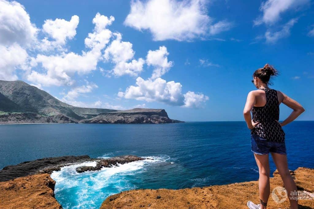Turismo no Tarrafal: Ponta Fazenda