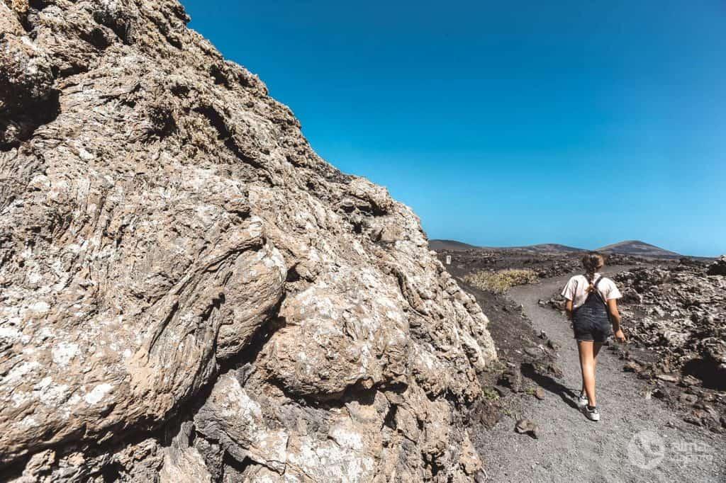 Passeios em Lanzarote: Vulcão do Corvo