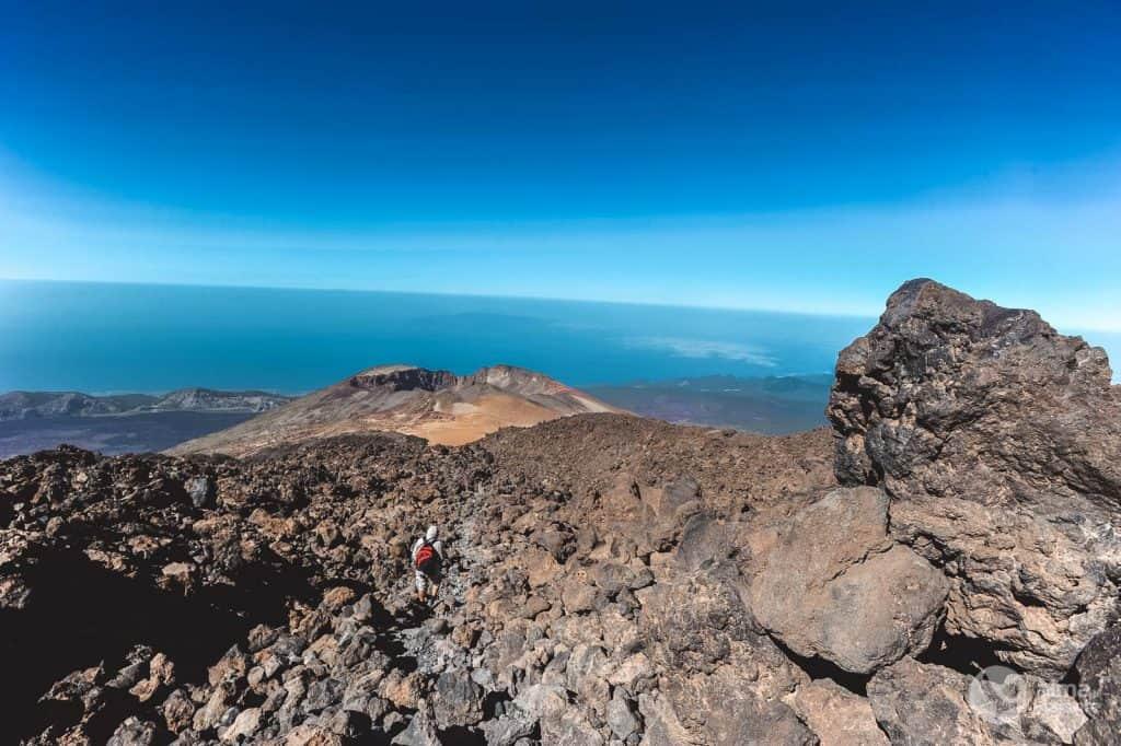 Trekking Pico Velho - Narizes do Teide