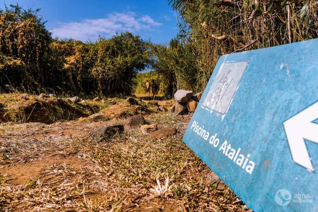Znak bazena Atalaia