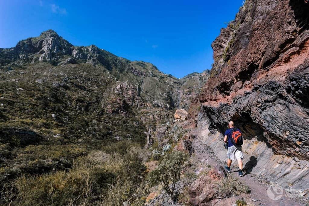 Trekking em Anaga: PR-TF 8