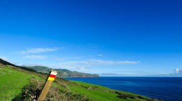 Percorrendo o Trilho da Costa Sul, Santa Maria (PR5SMA)