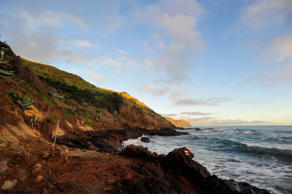 Trilho da Costa Sul