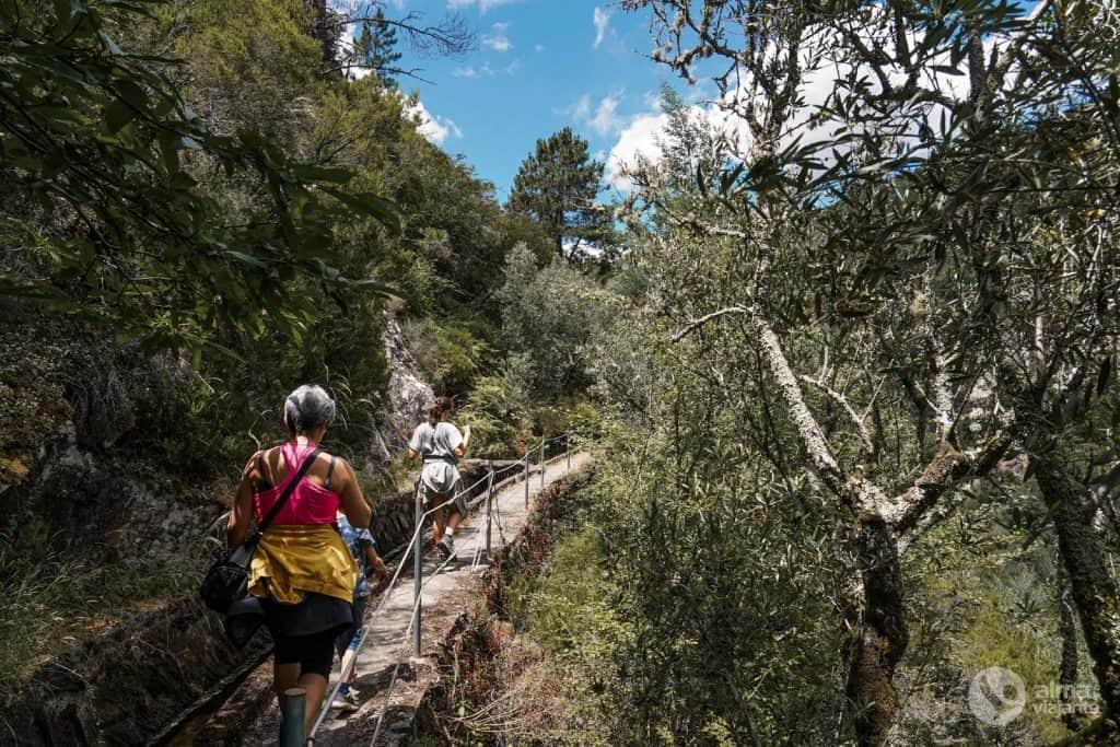 Melhores trilhos da Serra da Lousã: Trilho da Levada